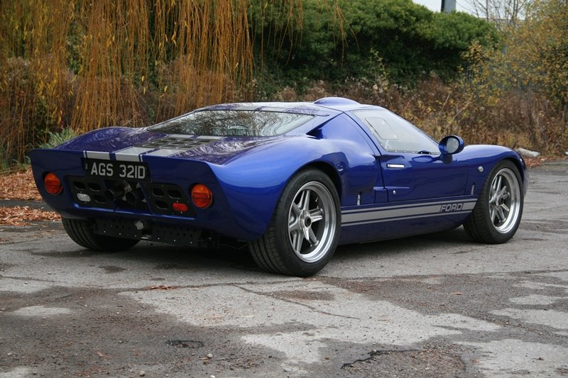 2008 Ford GT40 by Roaring Forties For Sale (picture 4 of 6)