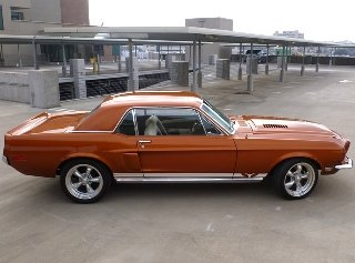 Picture of 1968 Mustang Longhorn Shelby Custom Mods FI 5.0 Auto $45k For Sale