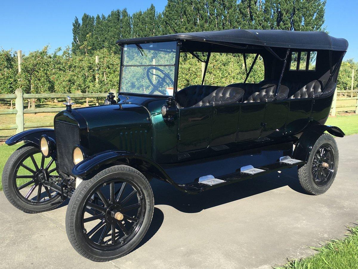 1921 Model TT 6 door tourer. For Sale (picture 1 of 6)