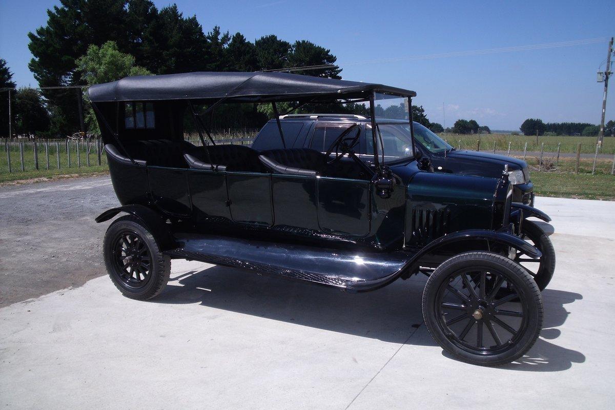 1921 Model TT 6 door tourer. For Sale (picture 2 of 6)