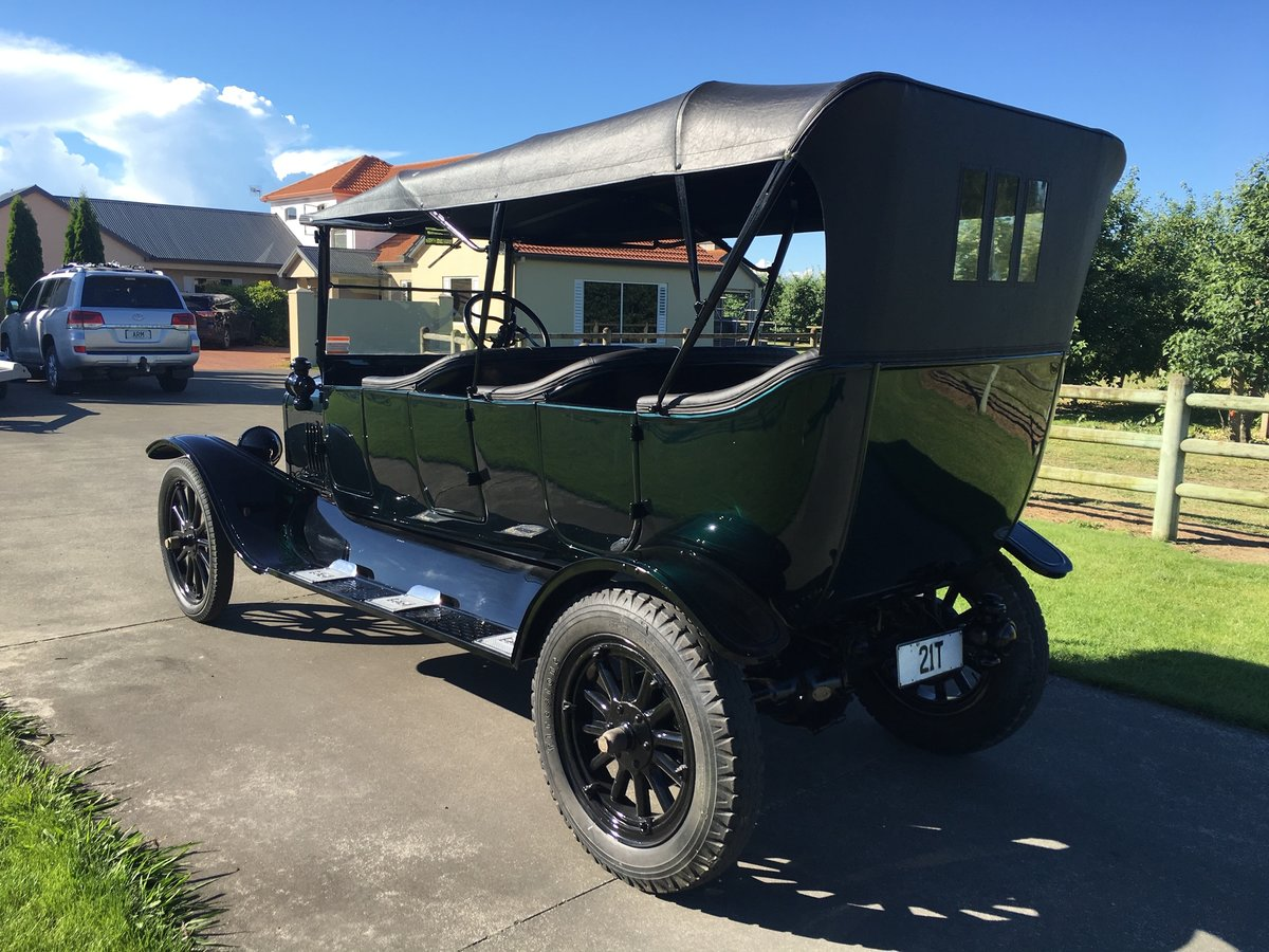 1921 Model TT 6 door tourer. For Sale (picture 5 of 6)