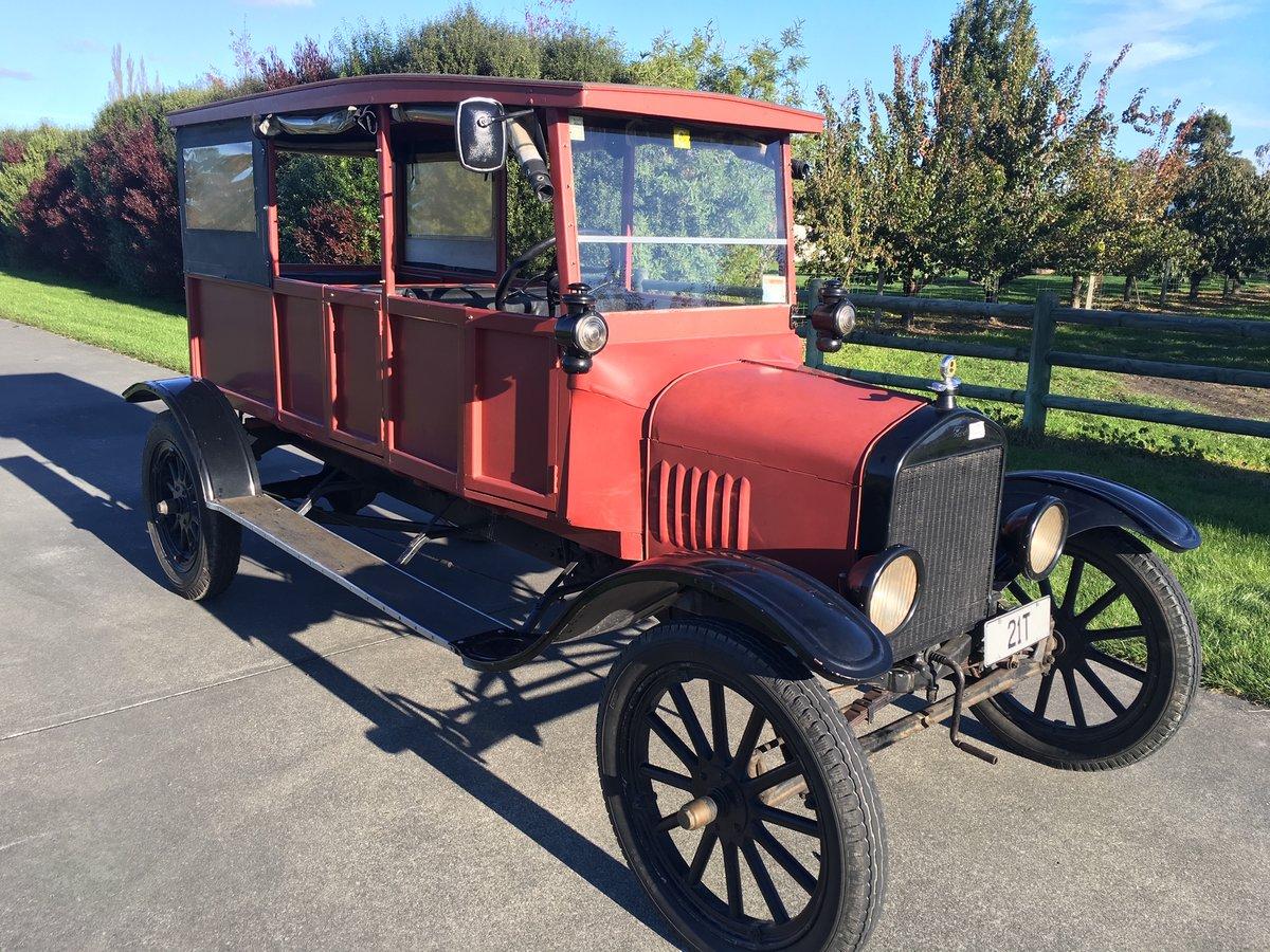 1921 Model TT 6 door tourer. For Sale (picture 6 of 6)