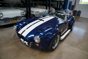 1965 Ford Shelby AC Cobra replica 302 V8 4 spd SOLD