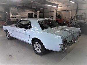 Picture of *Ford Mustang 8 cilinder coupé automaat 1965 SOLD