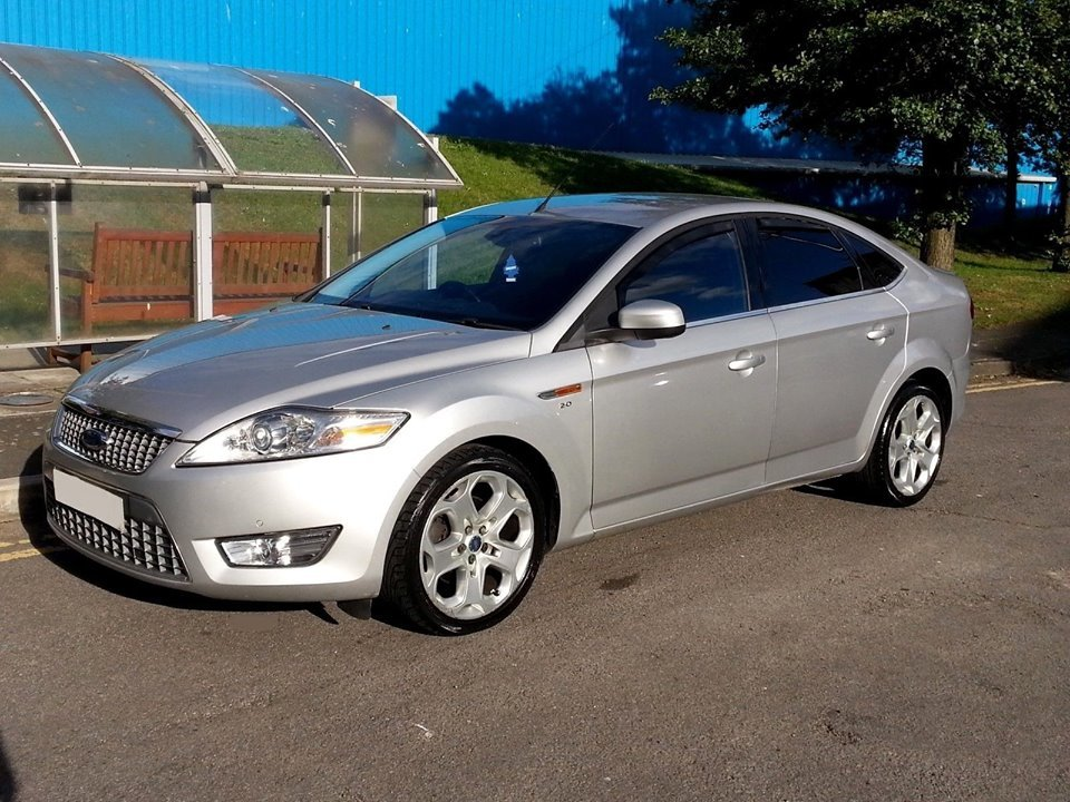 2009 FORD MONDEO 2.0 TDCI TITANIUM X 140BHP 6 SPEED For Sale (picture 1 of 6)