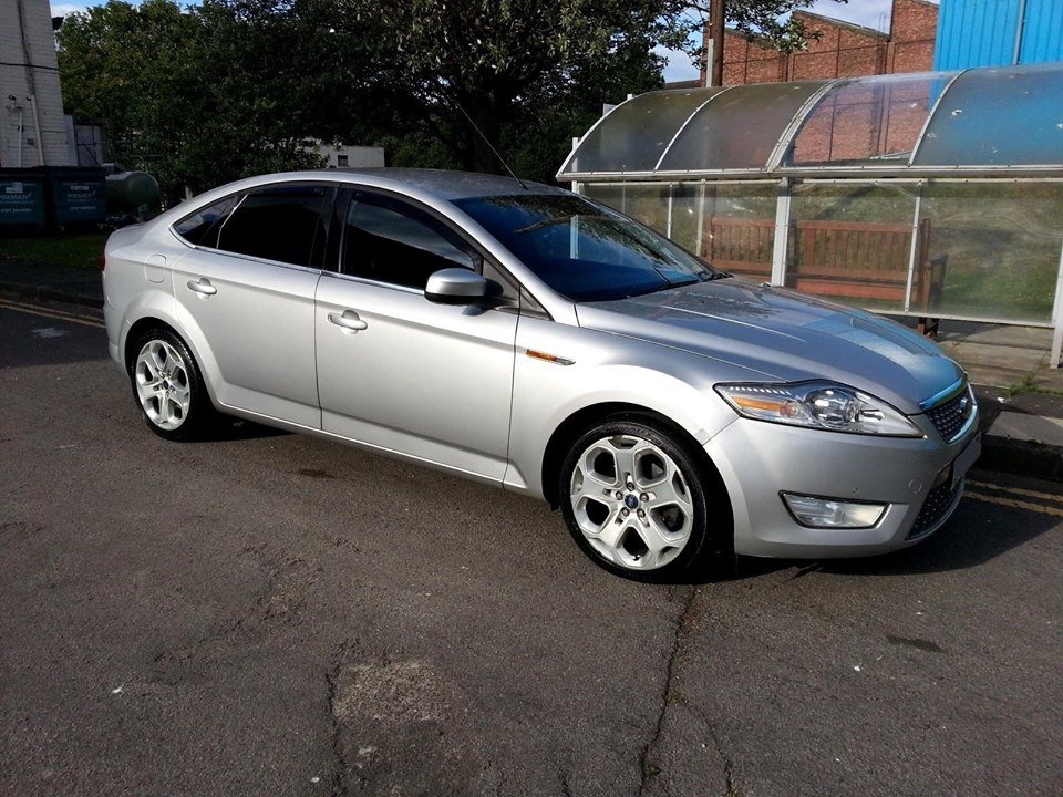 2009 FORD MONDEO 2.0 TDCI TITANIUM X 140BHP 6 SPEED For Sale (picture 2 of 6)