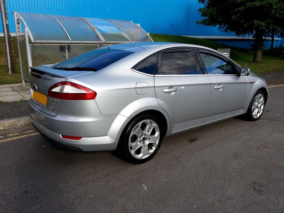 2009 FORD MONDEO 2.0 TDCI TITANIUM X 140BHP 6 SPEED For Sale (picture 3 of 6)