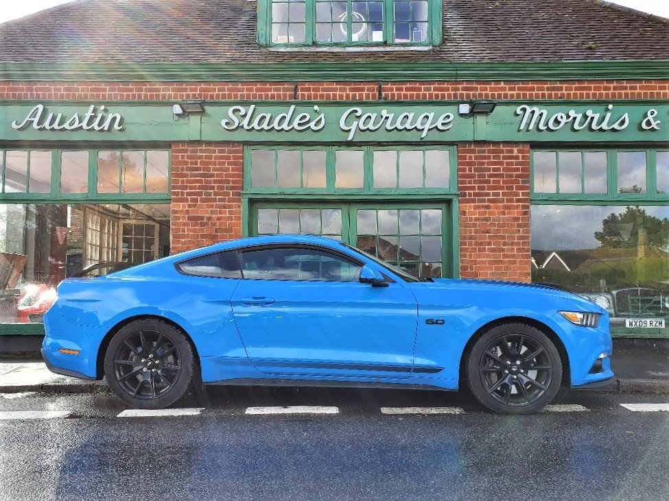 2018 Ford Mustang GT Coupe  For Sale (picture 1 of 6)