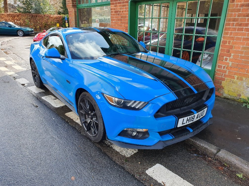2018 Ford Mustang GT Coupe  For Sale (picture 2 of 6)