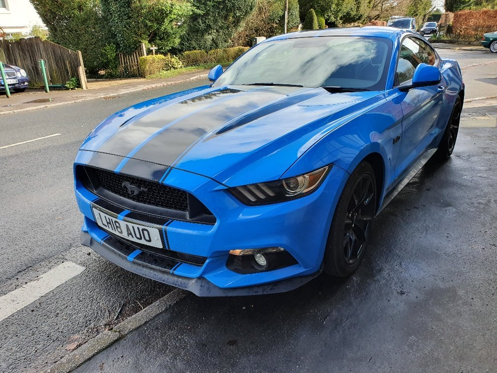 2018 Ford Mustang GT Coupe  For Sale (picture 5 of 6)