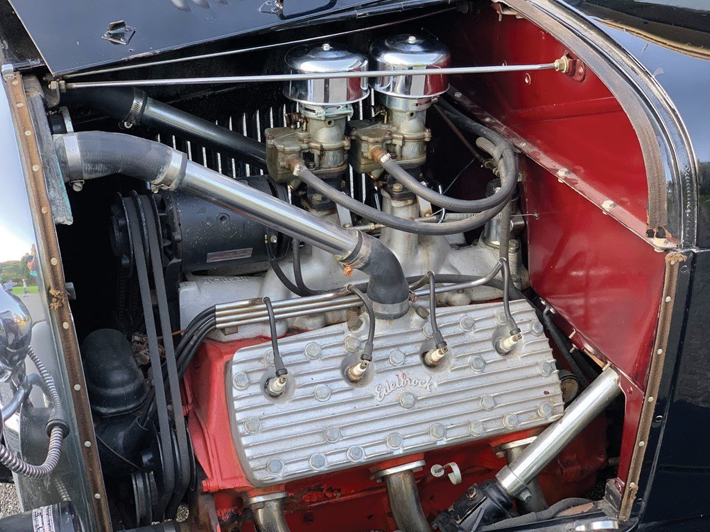 1929 Ford Model A Roadster Custom  For Sale by Auction (picture 3 of 6)