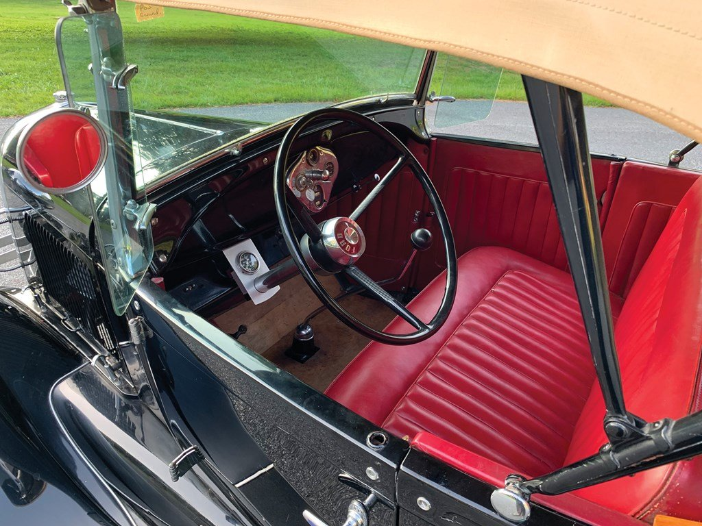 1929 Ford Model A Roadster Custom  For Sale by Auction (picture 4 of 6)