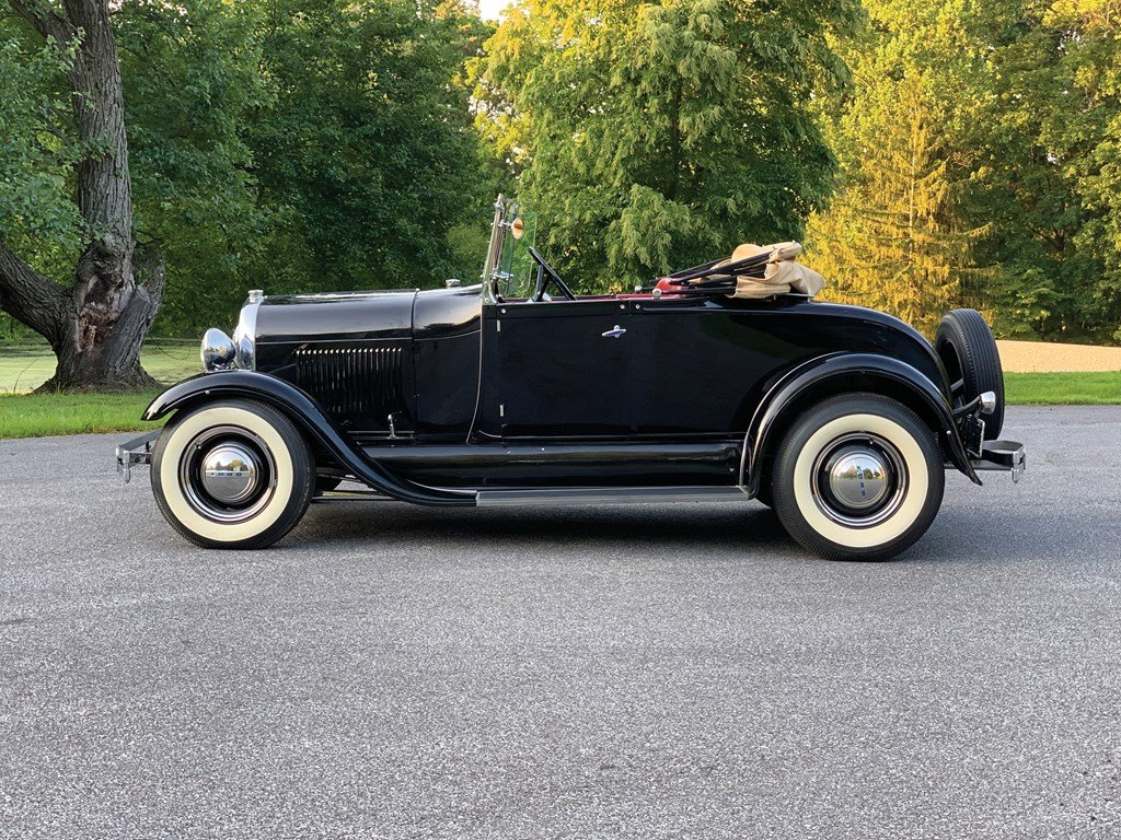 1929 Ford Model A Roadster Custom  For Sale by Auction (picture 5 of 6)