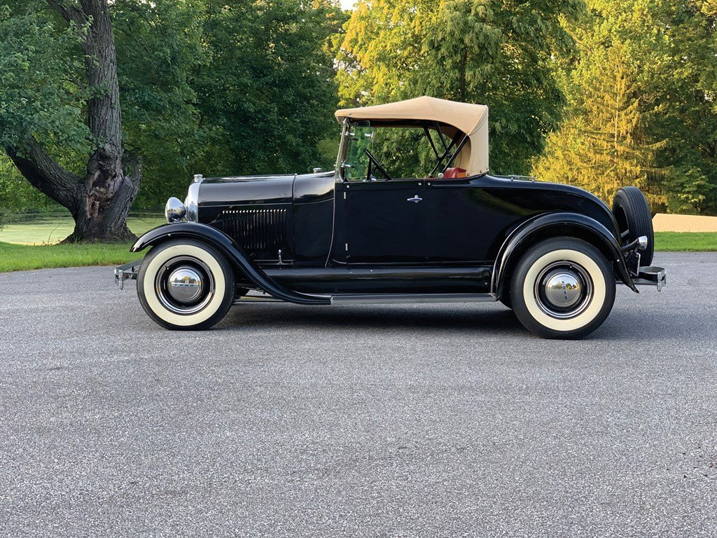 1929 Ford Model A Roadster Custom  For Sale by Auction (picture 6 of 6)