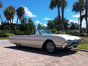 1962 Ford Thunderbird M-Code Convertible