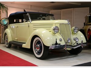 1936 Ford V-8 Phaeton  For Sale by Auction