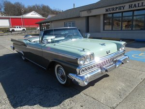 1959 Ford Galaxie Skyliner  For Sale by Auction