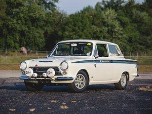 1967 Ford Cortina Lotus Mk 1 Saloon