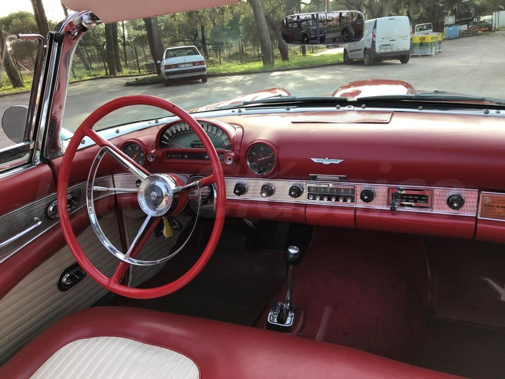 1956 Great condition Ford Thunderbird For Sale (picture 5 of 6)