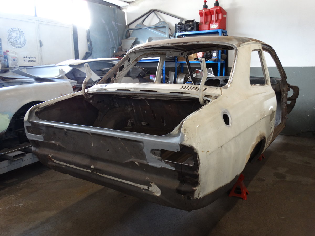 1968 Ford Escort Mk I, total project For Sale (picture 1 of 6)