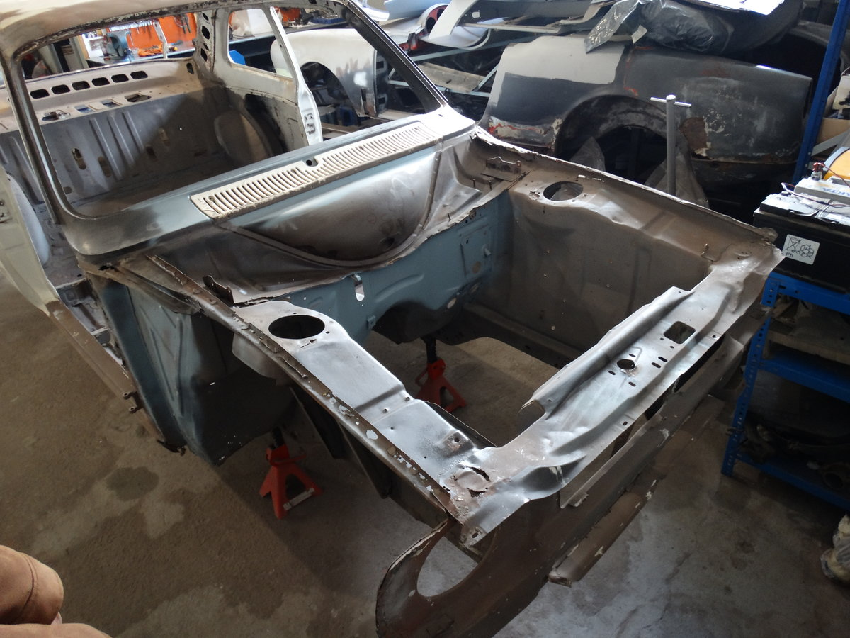 1968 Ford Escort Mk I, total project For Sale (picture 2 of 6)