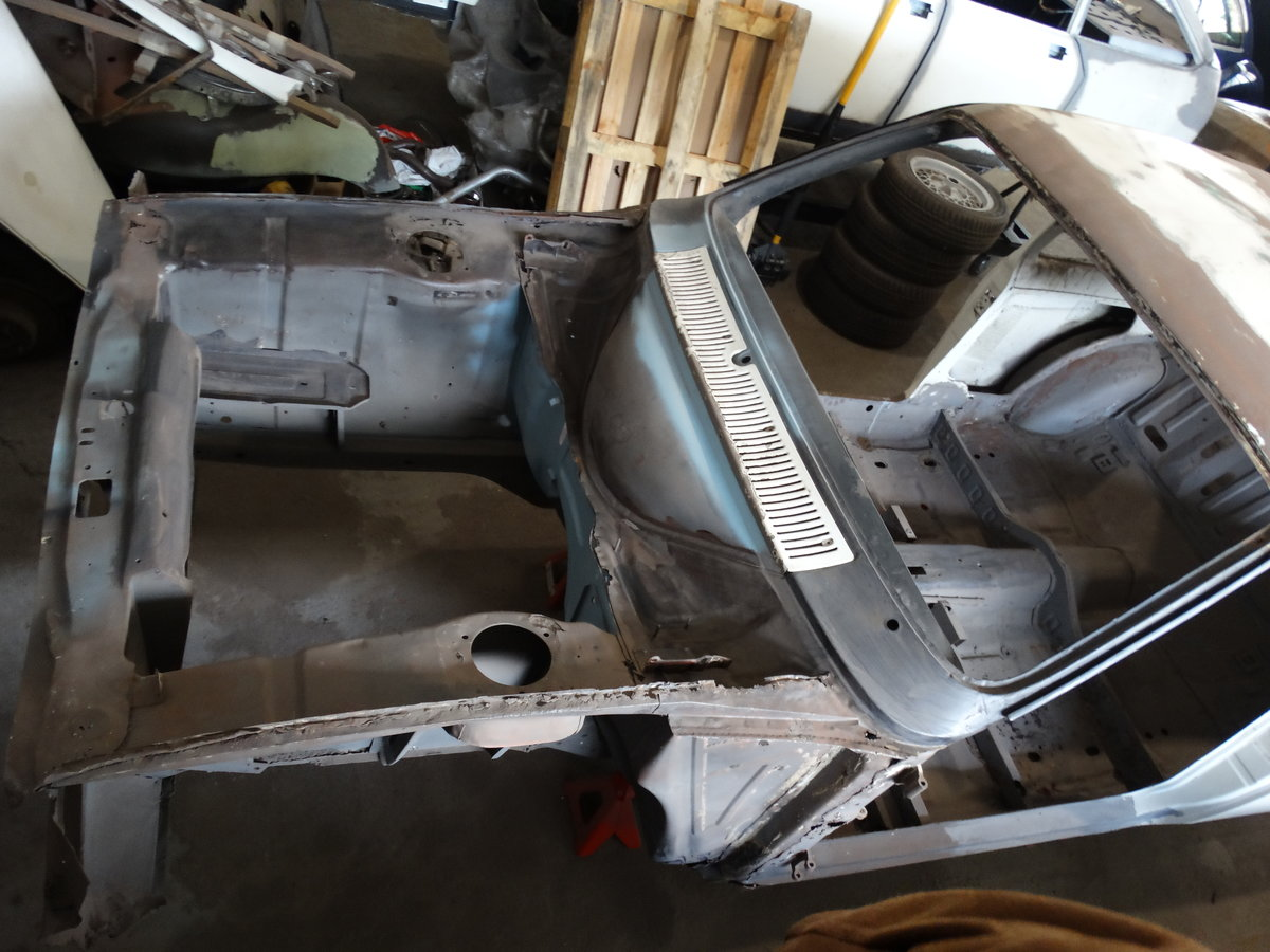 1968 Ford Escort Mk I, total project For Sale (picture 3 of 6)