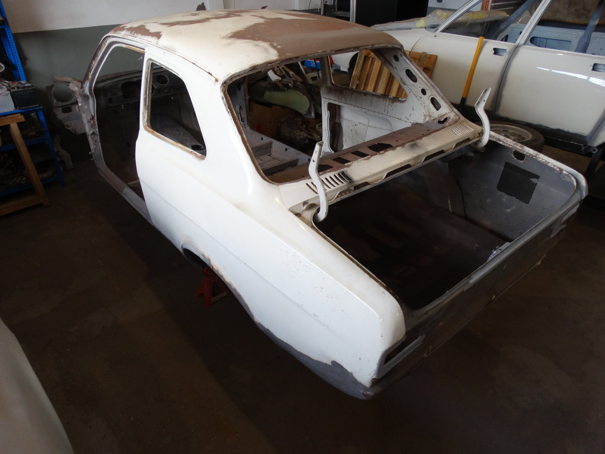 1968 Ford Escort Mk I, total project For Sale (picture 4 of 6)