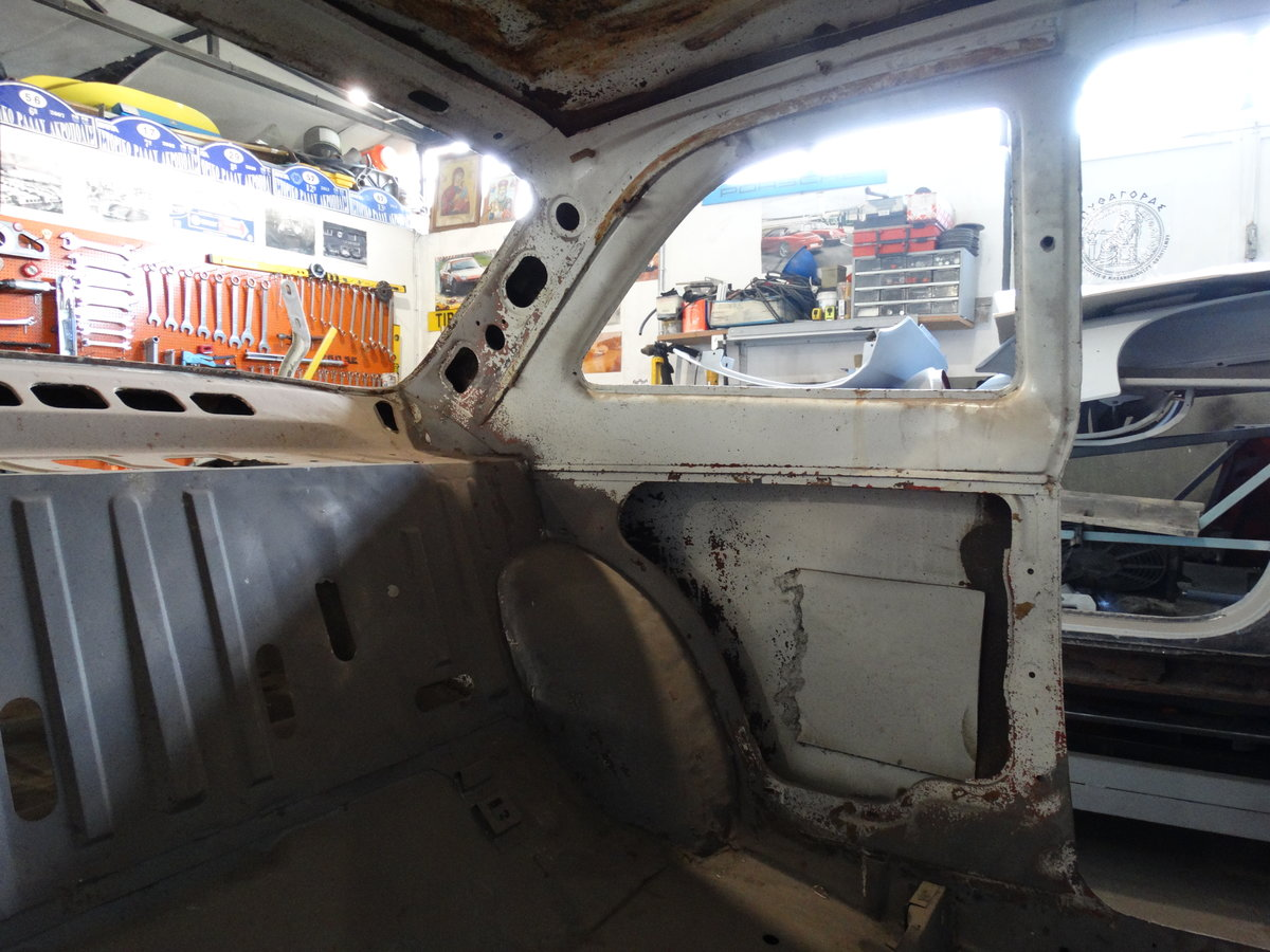 1968 Ford Escort Mk I, total project For Sale (picture 5 of 6)
