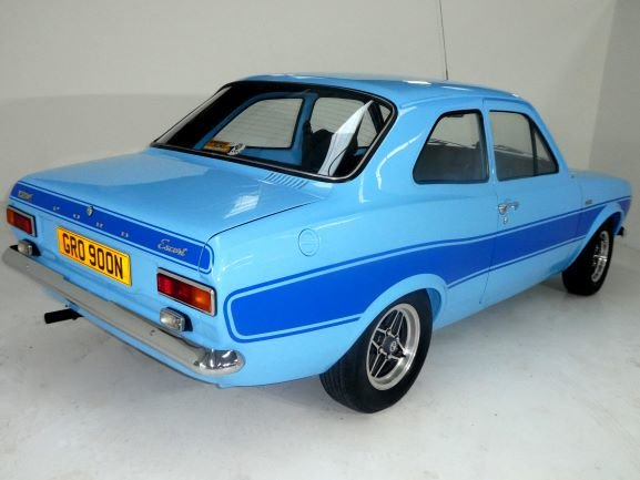 1974 FORD ESCORT MK1  RS2000 FROM A MOTORING ICONS COLLECTION For Sale (picture 2 of 6)