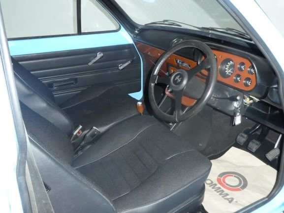 1974 FORD ESCORT MK1  RS2000 FROM A MOTORING ICONS COLLECTION For Sale (picture 5 of 6)