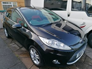 Ford Fiesta 1.4tdci Titanium - May take part ex