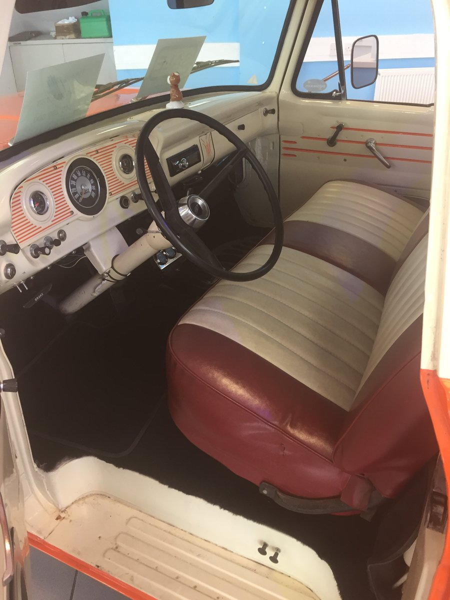 1964 Ford F100 Pick Up in Excellent Condition For Sale (picture 5 of 6)