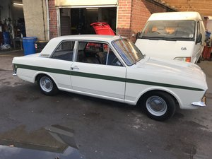 Ford Lotus Cortina MK II
