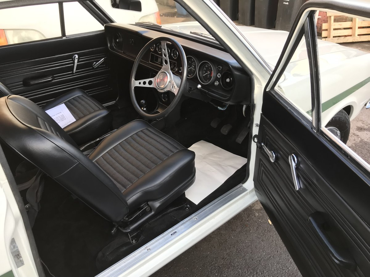 1970 Ford Lotus Cortina MK II For Sale (picture 2 of 3)
