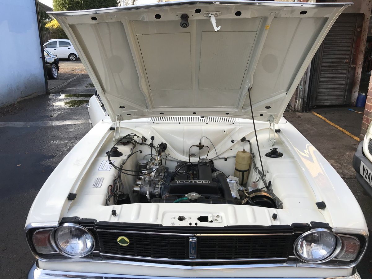 1970 Ford Lotus Cortina MK II For Sale (picture 3 of 3)