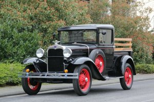 Ford Model A Pick Up, 1931 SOLD