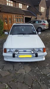 1985 Ford escort s1 rs turbo