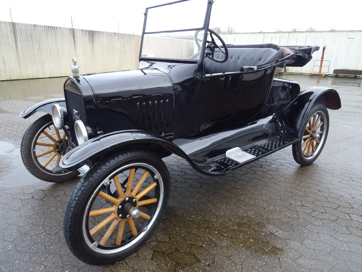 1924 Ford Model T For Sale (picture 1 of 24)