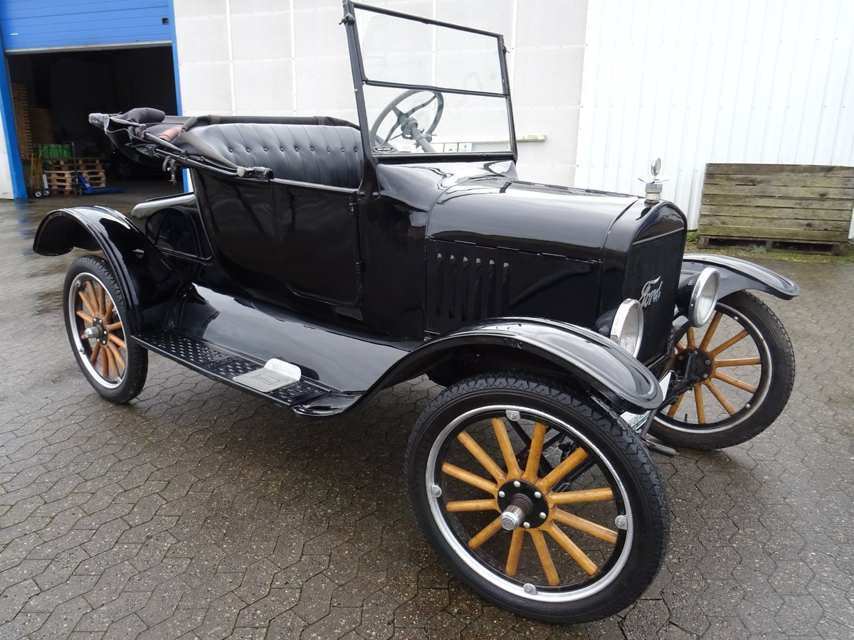 1924 Ford Model T For Sale (picture 7 of 24)