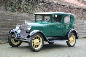 Ford Model A Fordor Briggs 60-C, 1929 SOLD