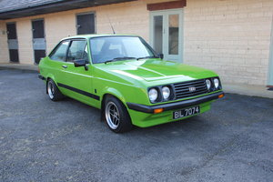 1976  FORD ESCORT RS 2000 COSWORTH – £38,950