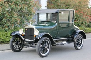 Ford Model T Coupe, 1927 SOLD