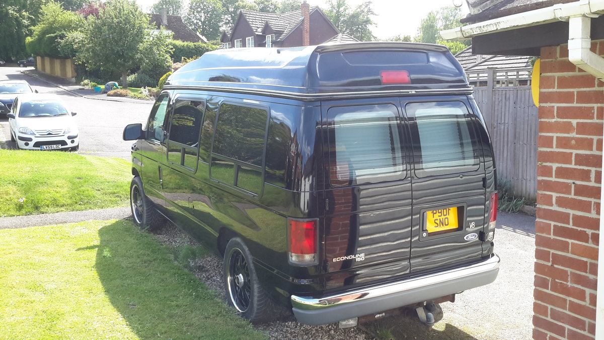 1997 Econoline 150 Day van For Sale (picture 1 of 6)