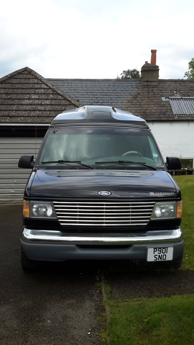 1997 Econoline 150 Day van For Sale (picture 6 of 6)