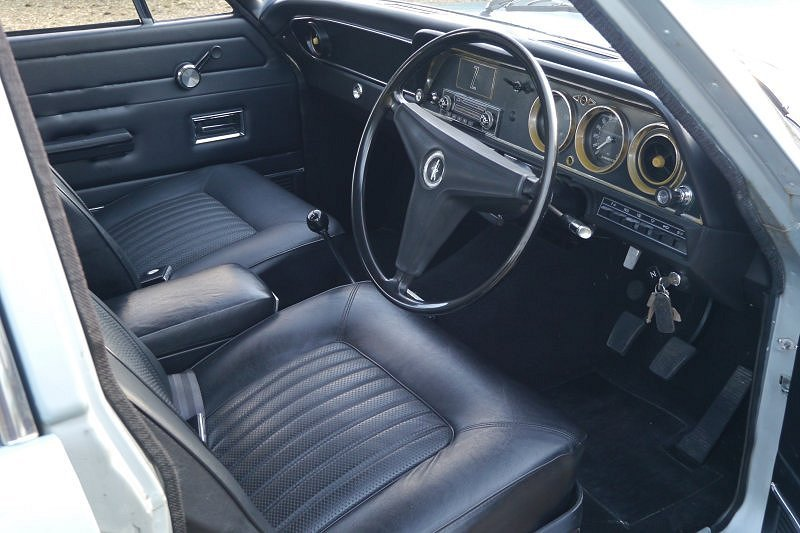 Ford Zephyr Mk 4 V6 De Luxe G Reg 1969 Manual For Sale (picture 3 of 6)