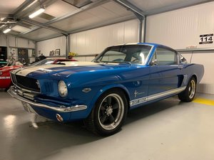 Supercharged Shelby Mustang GT350 Recreation
