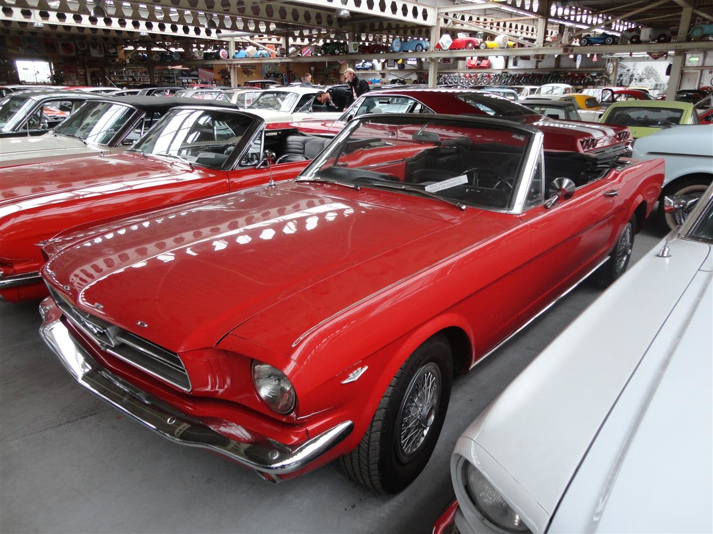 Ford Mustang Convertible 1965 For Sale (picture 1 of 6)