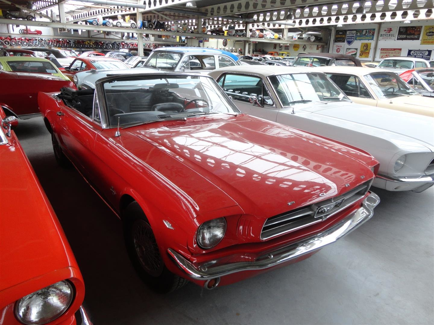 Ford Mustang Convertible 1965 For Sale (picture 2 of 6)
