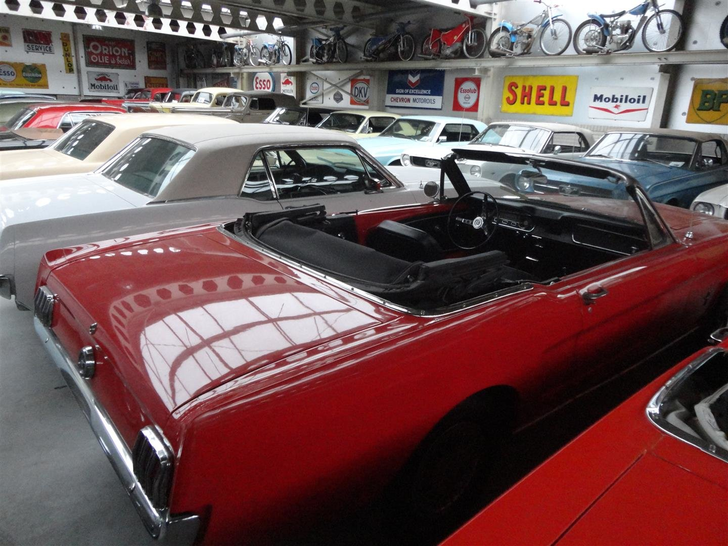 Ford Mustang Convertible 1965 For Sale (picture 4 of 6)