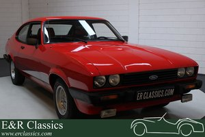 Ford Capri Mk3 2.0 S 1978 Renewed interior For Sale